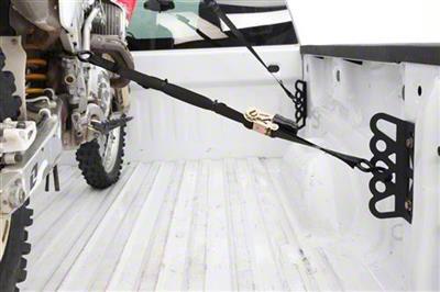 Smittybilt Padded Ratchet Tie Down Straps - 500 lb.