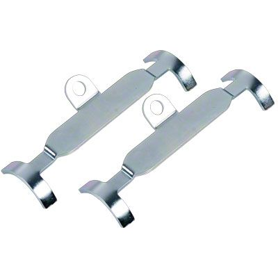 Synergy 2 in. Front & Rear Shock Reservoir Mounting Kit (06-08 4WD RAM 1500 Mega Cab)
