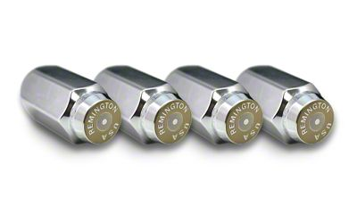 Remington Off-Road Chrome Lug Nuts - 9/16 in. (02-10 RAM 1500)