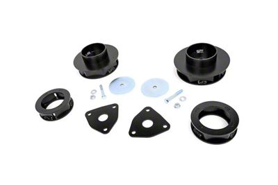 Rough Country 2.5 in. Suspension Lift Kit w/ Struts (12-18 4WD RAM 1500 w/o Air Ride)