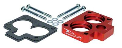 Airaid PowerAid Throttle Body Spacer (02-03 5.9L RAM 1500)