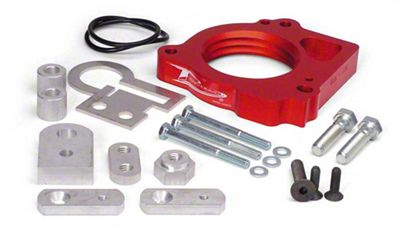 Airaid PowerAid Throttle Body Spacer (03-07 4.7L RAM 1500)