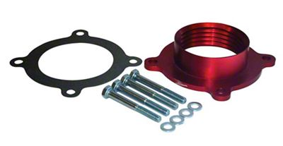 Airaid PowerAid Throttle Body Spacer (07-12 3.7L RAM 1500)