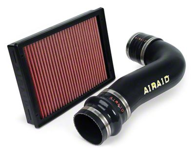 Airaid Jr. Intake Tube Kit w/ SynthaFlow Oiled Filter (03-08 5.7L RAM 1500)