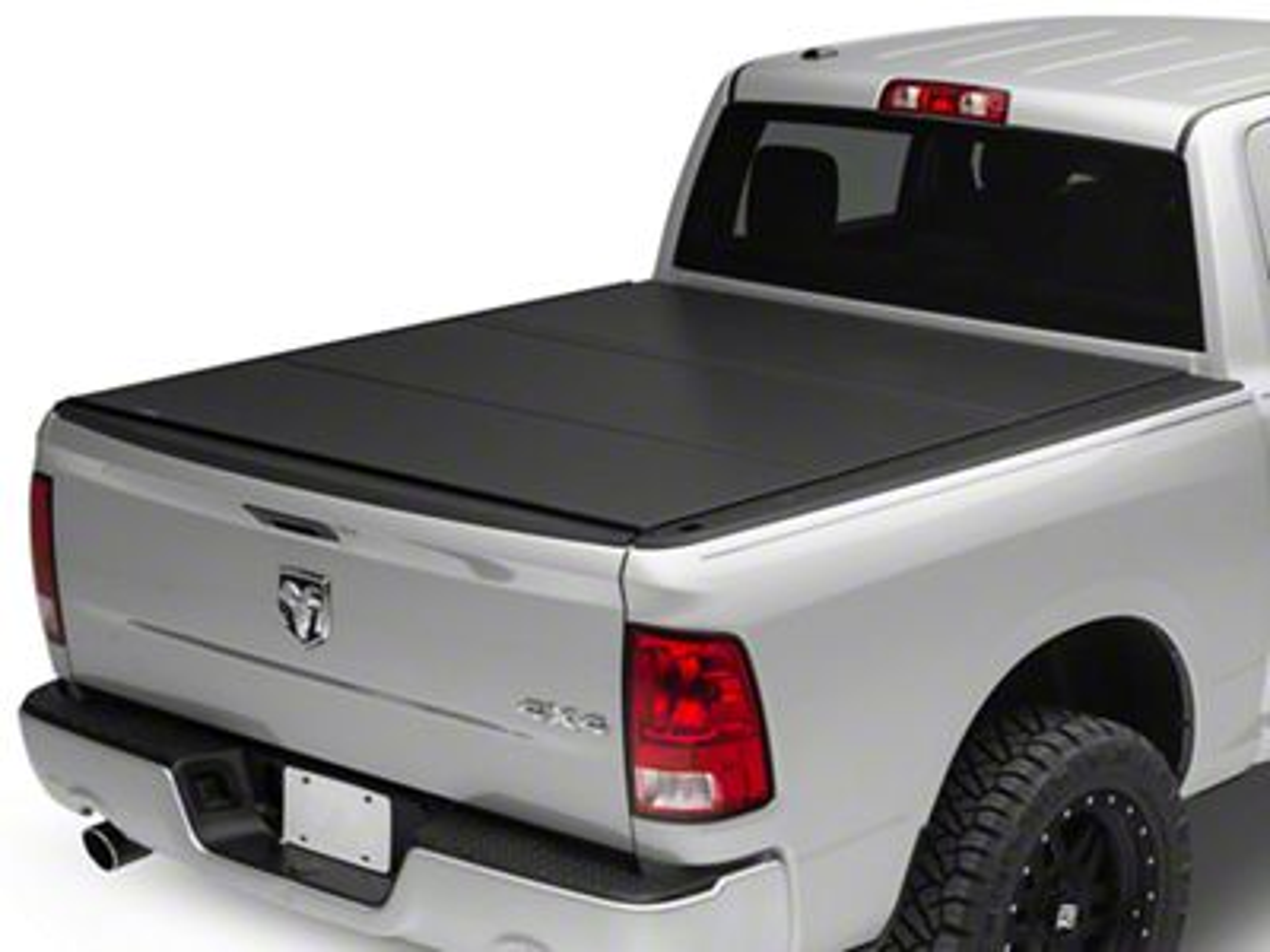 Access Hard Tri-Fold Tonneau Cover (02-18 RAM 1500 w/ 5.7 ft. & 6.5 ft. Box & w/o RAM Box)