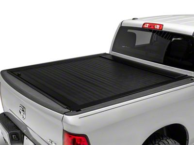 Pace Edwards JackRabbit Retractable Bed Cover (09-18 RAM 1500)