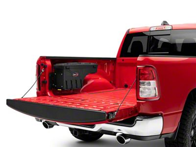UnderCover Swing Case Storage System - Driver Side (2019 RAM 1500)