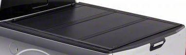 UnderCover Ultra Flex Tri-Fold Tonneau Cover - Black Textured (2019 RAM 1500 w/o RAM Box)