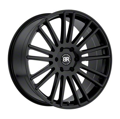 Black Rhino Kruger Gloss Black 5-Lug Wheel - 22x9.5 (02-18 RAM 1500, Excluding Mega Cab)