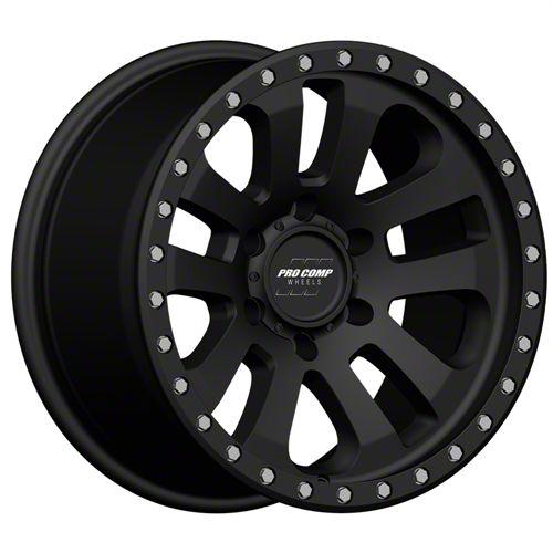 Pro Comp Prodigy Satin Black 5-Lug Wheel - 18x9 (06-08 RAM 1500 Mega Cab)