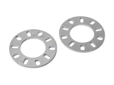 Rough Country 0.25 in. Wheel Spacers (09-18 RAM 1500)