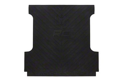 Rough Country Bed Mat w/ RC Logos (02-18 RAM 1500 w/ 6.4 ft. Box)