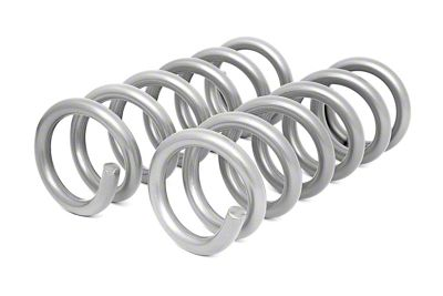 Rough Country 2 in. Leveling Coil Springs (09-18 2WD V8 RAM 1500)