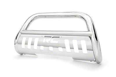 Rough Country Bull Bar - Stainless Steel (09-18 RAM 1500, Excluding Rebel)