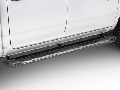 Rough Country HD2 Running Boards (09-18 RAM 1500 Crew Cab)