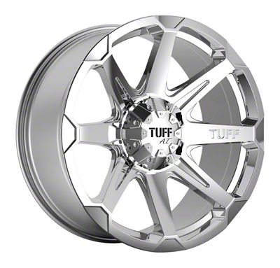 Tuff A.T. T05 Chrome 6-Lug Wheel - 20x9 (2019 RAM 1500)