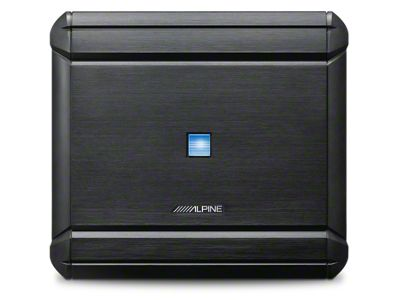 Alpine 5 Channel V-Power Digital Amplifier - 40w x 4 + 150w x 1 (02-19 RAM 1500)