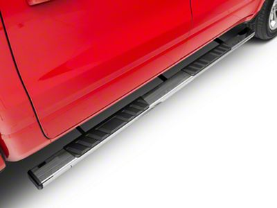 Barricade T4 Side Step Bars - Stainless Steel (2019 RAM 1500 Crew Cab)