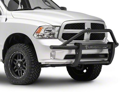 Armordillo Pre-Runner Grille Guard - Matte Black (09-18 RAM 1500, Excluding Rebel)