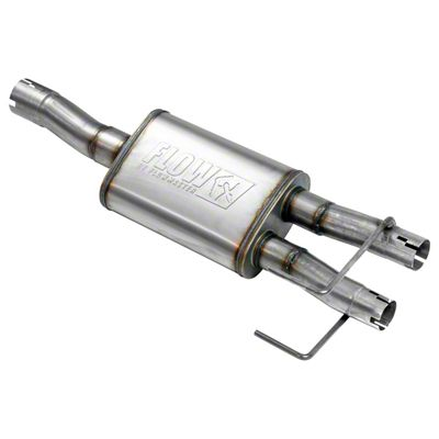 Flowmaster FlowFX Direct-Fit Muffler (09-18 5.7L RAM 1500 w/ Factory Dual Exhaust)