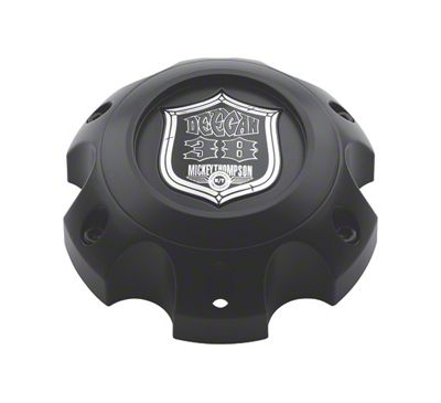 Mickey Thompson Deegan 38 Pop-Top Center Cap (02-18 RAM 1500, Excluding Mega Cab)