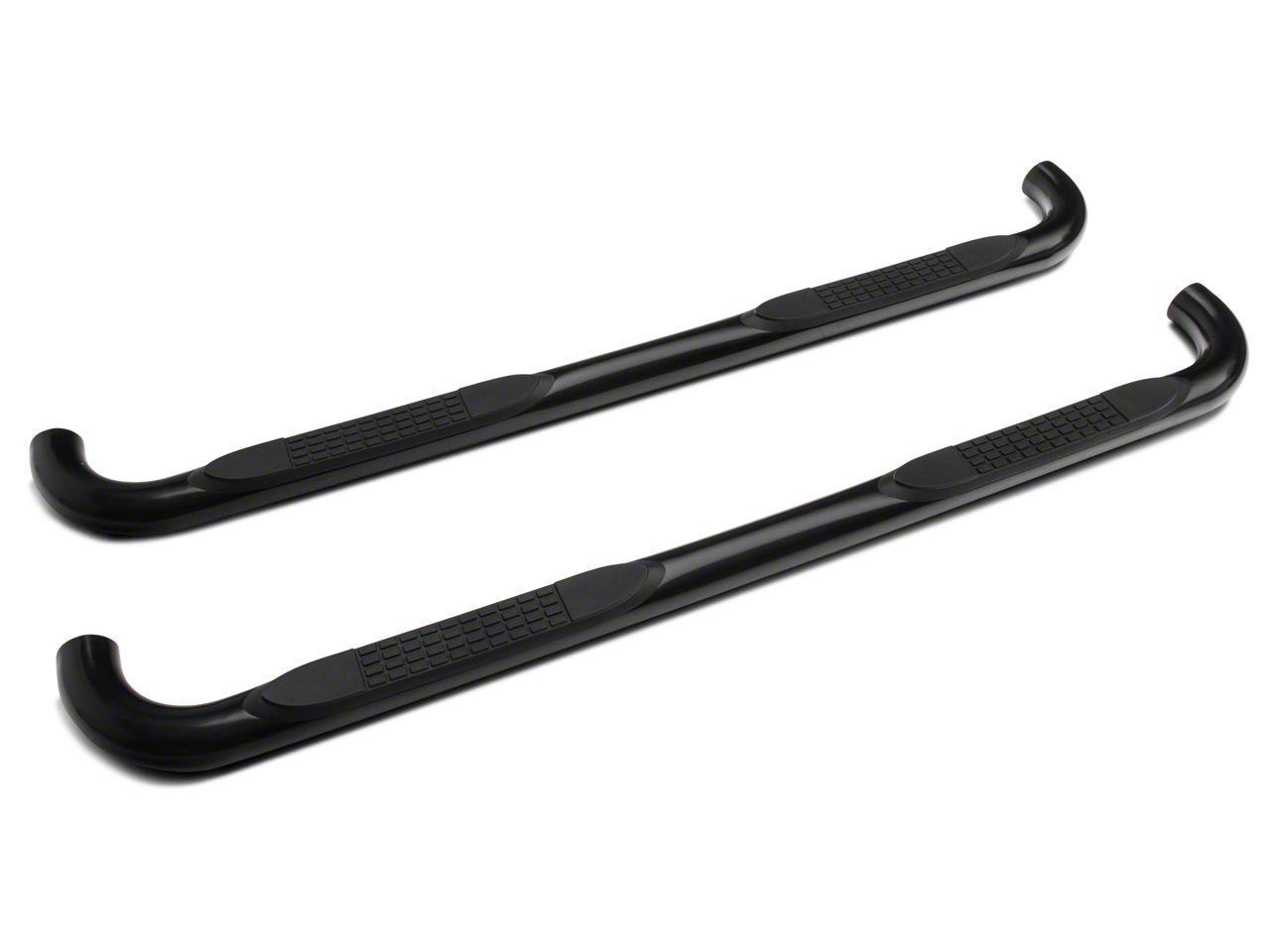 Duratrek 3 in. Side Step Bars - Black (2019 RAM 1500 Quad Cab)