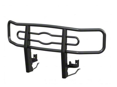 Luverne 2 in. Tubular Grille Guard - Black (09-18 RAM 1500, Excluding Rebel)