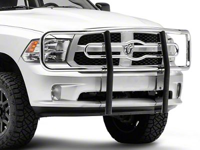 Luverne 2 in. Tubular Grille Guard - Chrome (09-18 RAM 1500, Excluding Rebel)