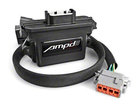 Amp'd Throttle Booster (2007 5.7L RAM 1500; 08-17 RAM 1500)