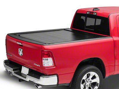 Pace Edwards JackRabbit Full Metal Retractable Bed Cover (2019 RAM 1500 w/o RAM Box)