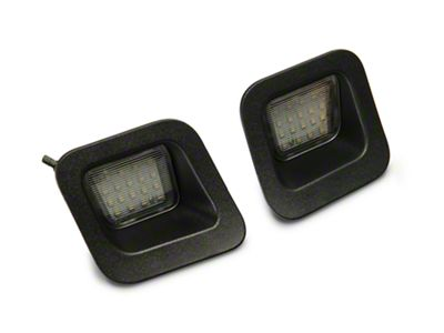 Axial LED License Plate Lamps (03-18 RAM 1500)