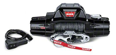 WARN ZEON 10-S 10,000 lb. Winch w/ Synthetic Rope