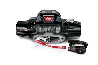 WARN ZEON 12-S 12,000 lb. Winch w/ Synthetic Rope