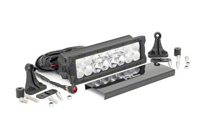 Rough Country 10 in. X5 Series Dual Row LED Light Bar - Flood/Spot Combo