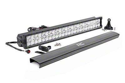 Rough Country 30 in. X5 Series Dual Row LED Light Bar - Flood/Spot Combo