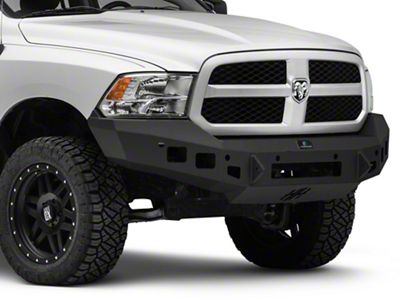Low Profile Front Bumper (13-18 RAM 1500, Excluding Rebel)