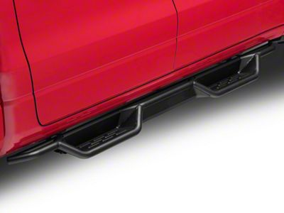 Barricade HD Drop Side Step Bars (2019 RAM 1500 Crew Cab)