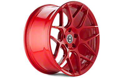 Red Fire HRE Flowform FF01 Wheels 2005-2009