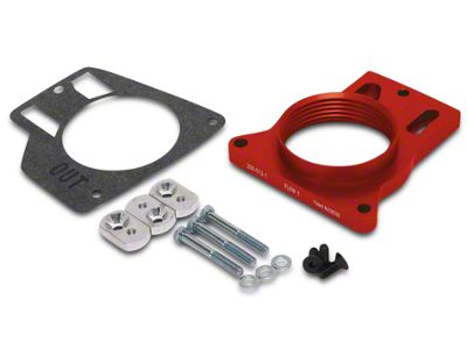 Airaid PowerAid Throttle Body Spacer (99-06 4.8L, 5.3L, 6.0L Silverado 1500)