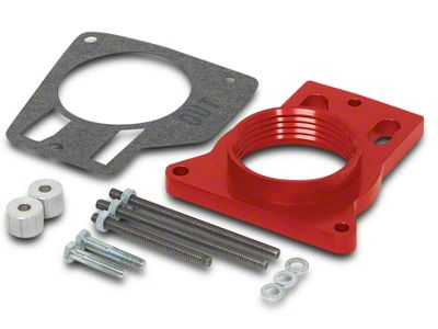 Airaid PowerAid Throttle Body Spacer (01-06 4.3L Silverado 1500)