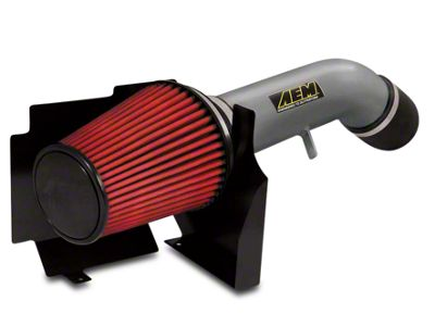 AEM Brute Force Cold Air Intake - Gunmetal Gray (03-06 6.0L Silverado 1500 SS)