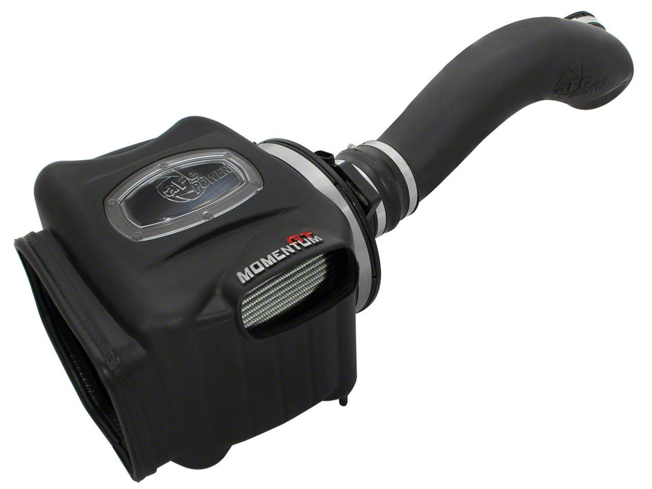 AFE Momentum GT Pro Dry S Cold Air Intake - Black (03-06 6.0L Silverado 1500 SS)