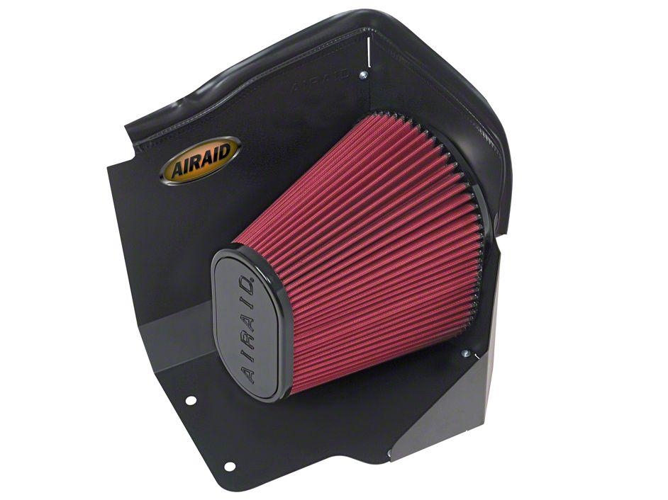 Airaid QuickFit Air Dam w/ SynthaFlow Oiled Filter (2009 6.0L Silverado 1500, Excluding Hybrid)