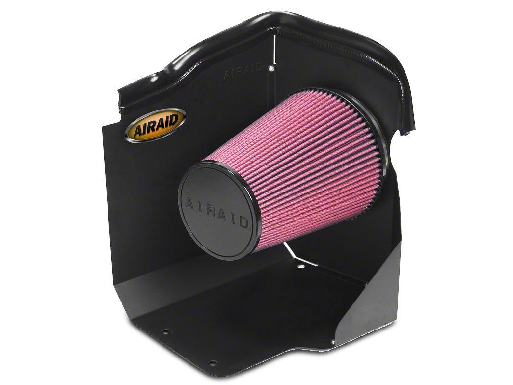 Airaid QuickFit Air Dam w/ Red SynthaMax Dry Filter (07-08 4.3L Silverado 1500)