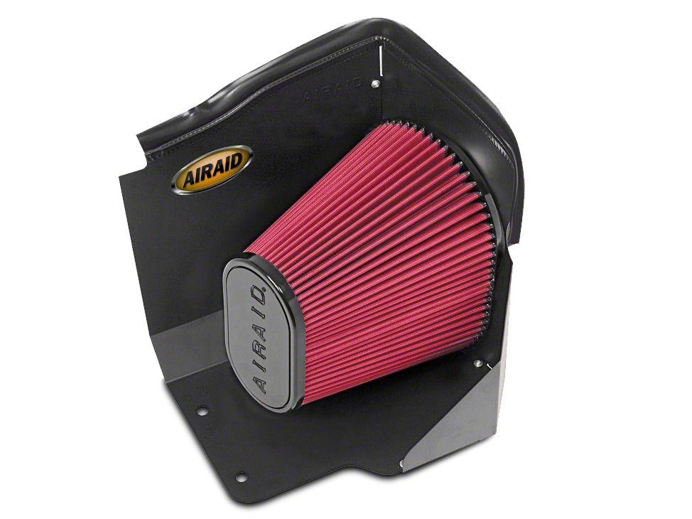 Airaid QuickFit Air Dam w/ Red SynthaMax Dry Filter (09-13 4.8L Silverado 1500)