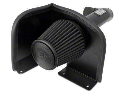 K&N Blackhawk Cold Air Intake (2009 6.0L Silverado 1500, Excluding Hybrid)