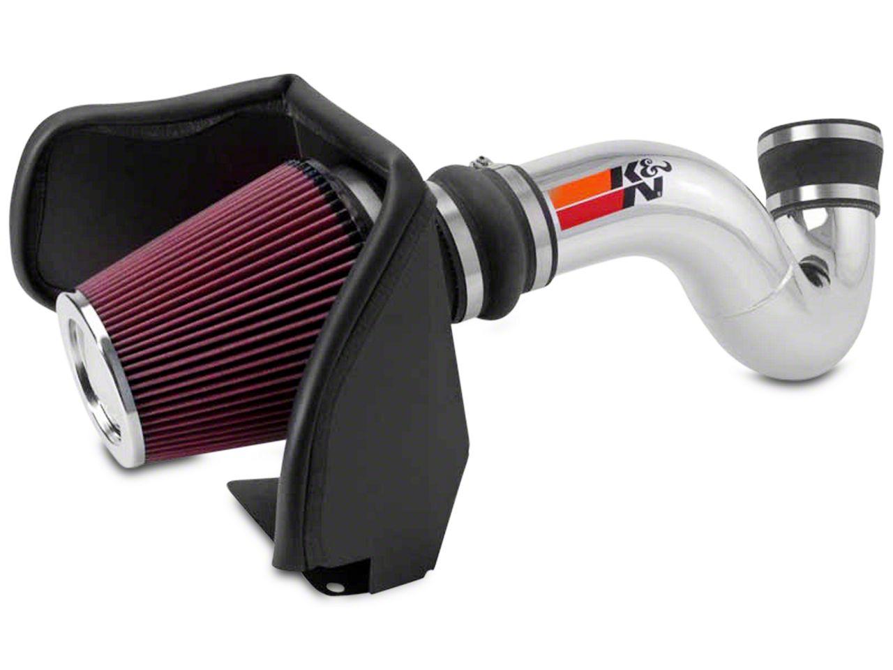 K&N Series 77 High Flow Performance Cold Air Intake (05-06 6.0L Silverado 1500 SS)