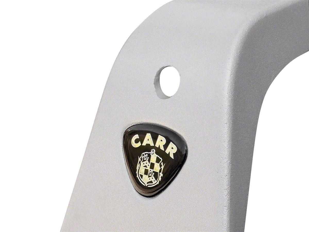 Carr Deluxe Light Bar - Titanium Silver (99-18 Silverado 1500)