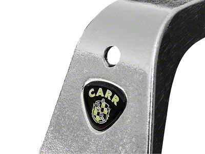 Carr Deluxe Rota Light Bar - Polished (99-18 Silverado 1500)