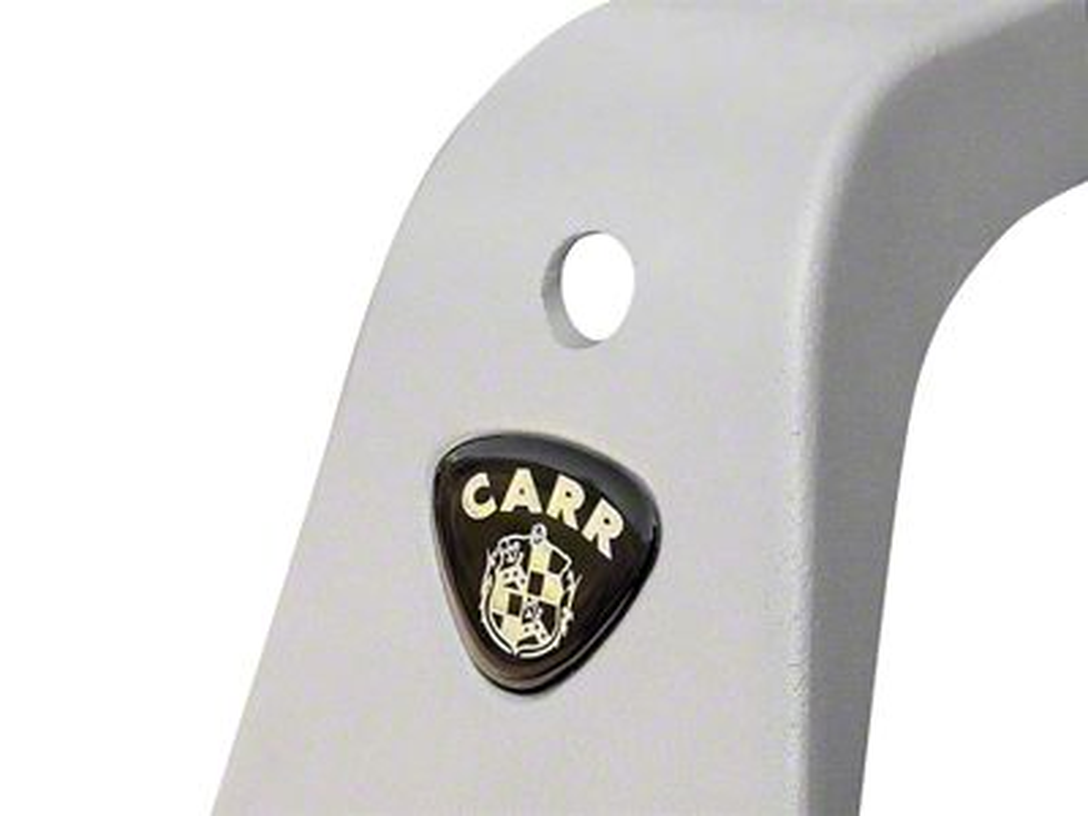 Carr Deluxe Rota Light Bar - Titanium Silver (99-18 Silverado 1500)